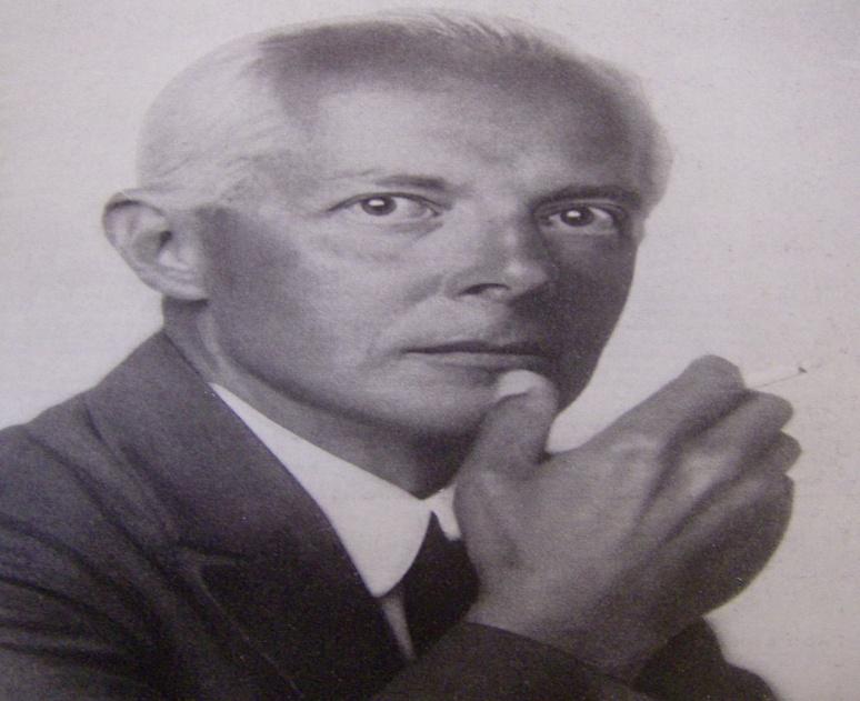 Béla Bartok, considéré comme l'un des plus grands compositeurs hongrois, est l'auteur de plusieurs mélodies dont la suite op. 14, Allegro barbaro et la danse arabe (c) Raymundo Hahn / Flickr