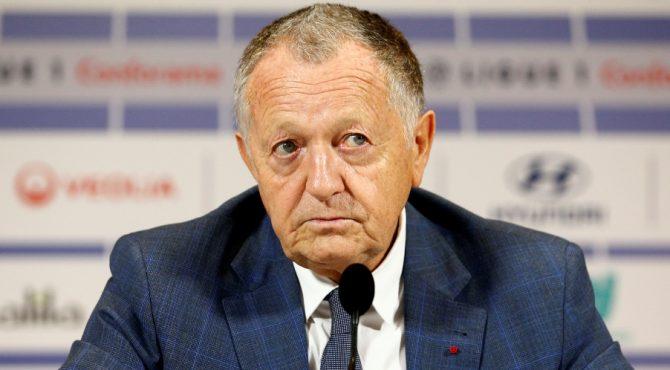 Le classement établi par la Fédération ne fait pas l'unanimité. Jean Michel Aulas, président du club lyonnais, fait partie des contestataires qui envisagent des recours en justice. (c) Foot365