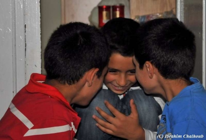 Que disent-ils? Photo (C) Ibrahim Chalhoub