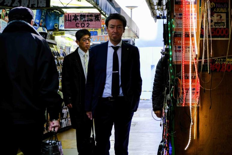 Le gouvernement a récemment voté un budget record de 1007 milliards d'euros pour stimuler l'économie japonaise. Beaucoup demandent déjà des moyens supplémentaires. ©Florent Guérout
