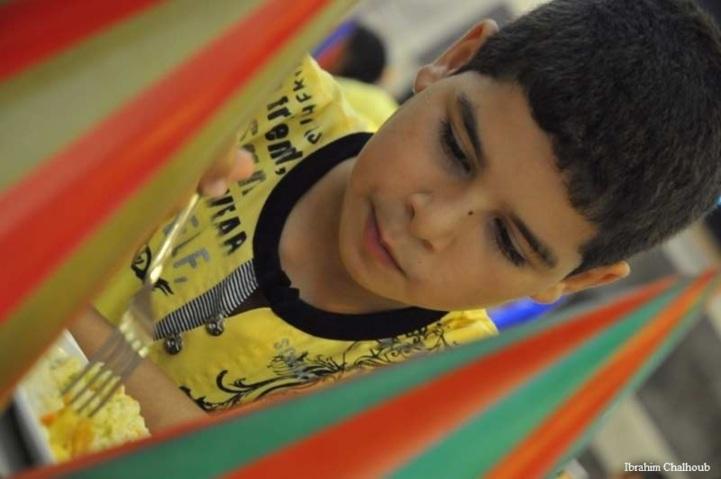 Comment sourire? Photo (C) Ibrahim Chalhoub