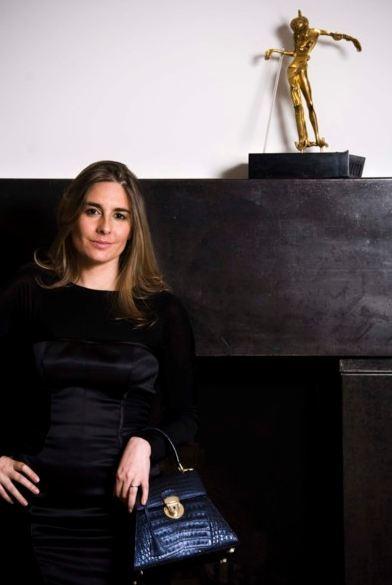 Andrea Posada de Manosalva (c) Pilar Mejia
