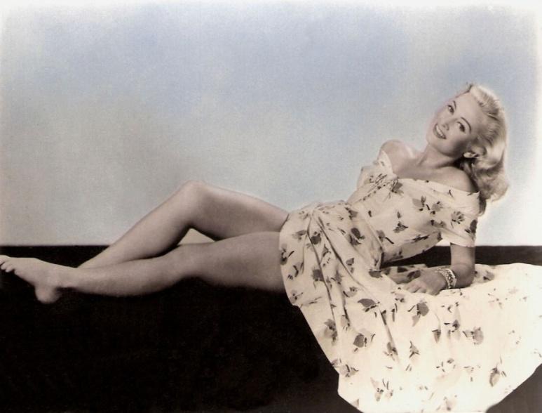 Martine Carol était l'une des plus grandes actrices du cinéma français (c) Truus, Bob & Jan too / flickr