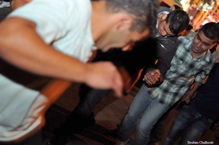 Et maintenant les jeunes! Photo (C) Ibrahim Chalhoub