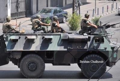 Roving the streets! Photo (C) Ibrahim Chalhoub