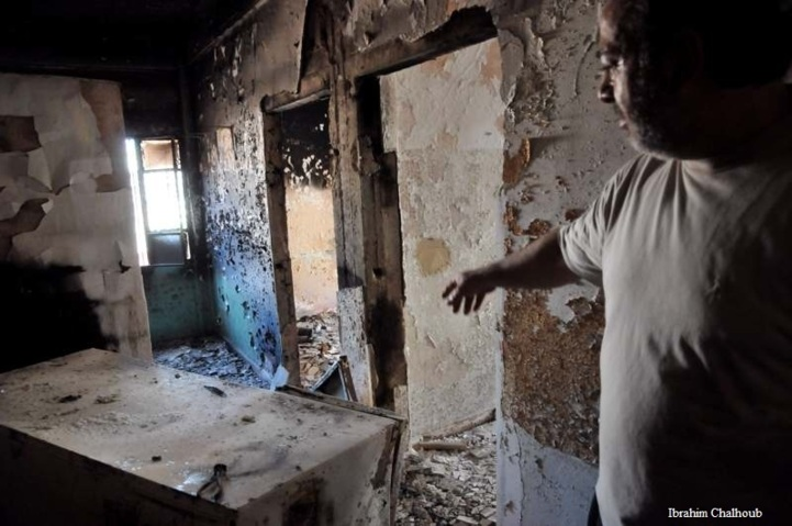 Qu'est ce qui reste? Photo (C) Ibrahim Chalhoub