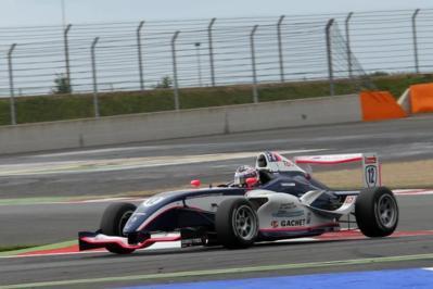 Championnat de France F4: 5e round, Navarra