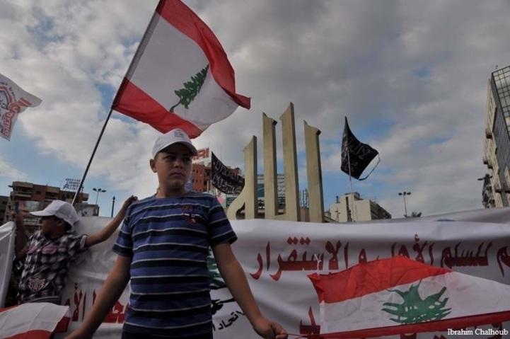 Paisiblement! Photo (C) Ibrahim Chalhoub