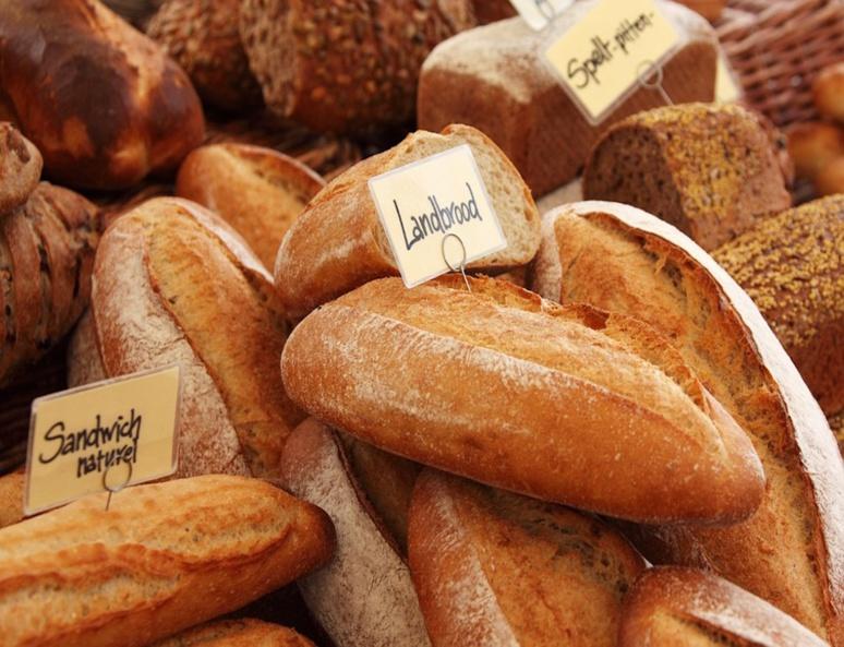 Des pesticides dans plus de la moitié des pains testés (C) PublicDomainPictures