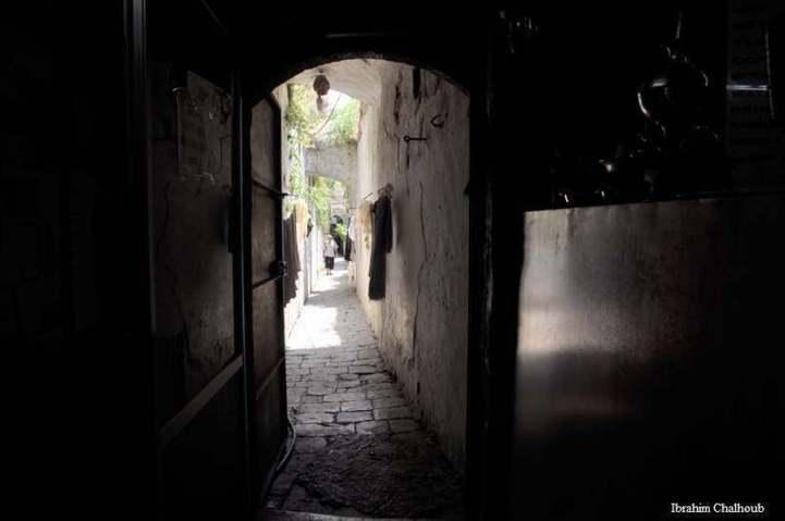 La sortie! Photo (C) Ibrahim Chalhoub