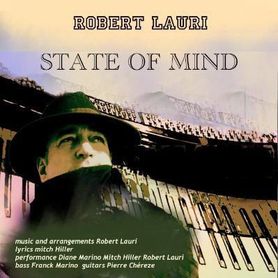 Robert Lauri: l'album 'State of Mind' disponible fin octobre