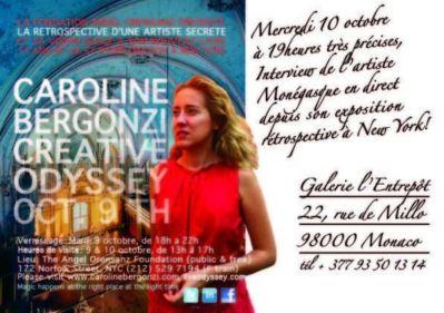 Caroline Bergonzi Creative Odyssey