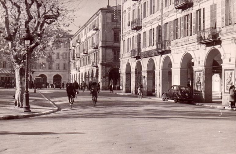 Garibaldi a vu le jour à Nice (c) DR