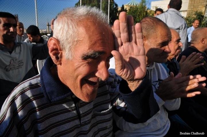 Heureux! Photo (C) Ibrahim Chalhoub