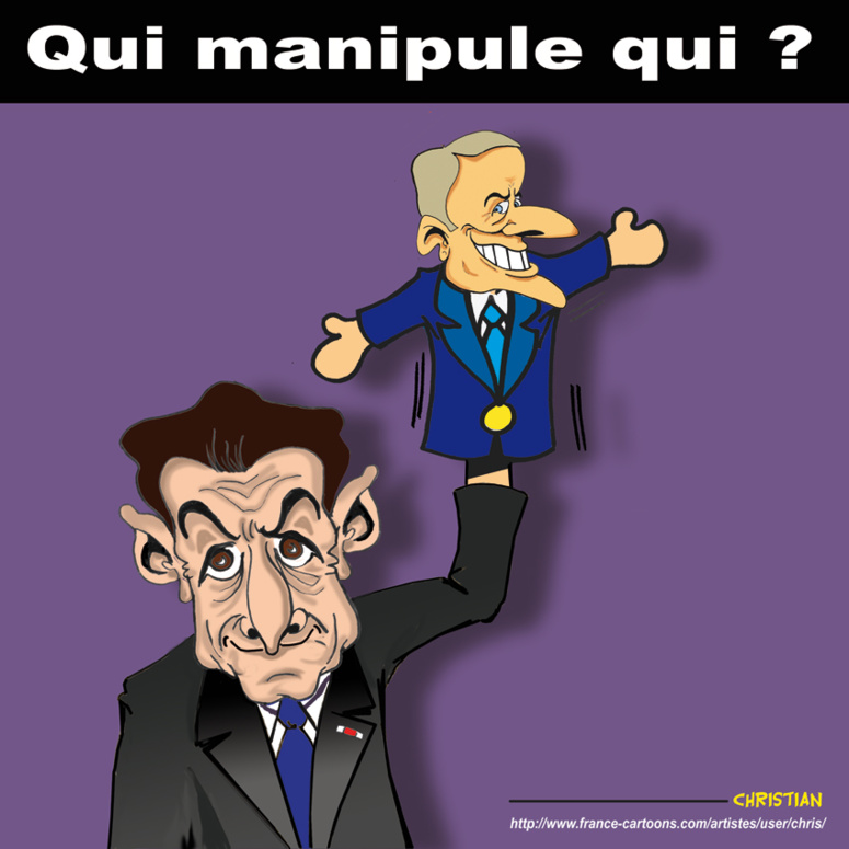 N. Sarkozy le retour ? (c) Ch. Larivière