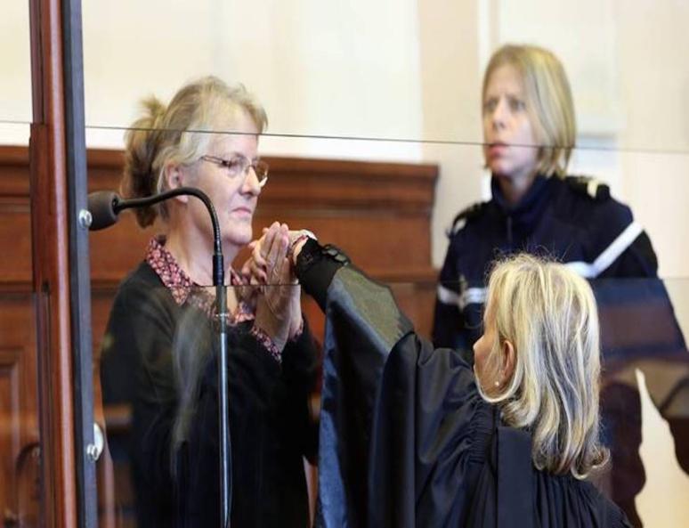 Selon son avocate, Jacqueline Sauvage est devenue une icône (C) La Provence