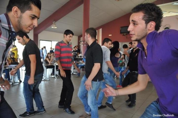 La danse! Photo (C) Ibrahim Chalhoub