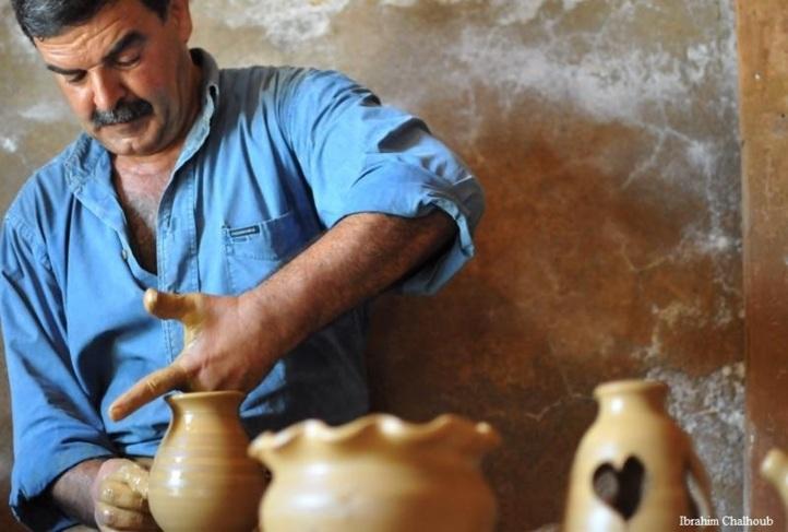 Matériel de création! Photo (C) Ibrahim Chalhoub