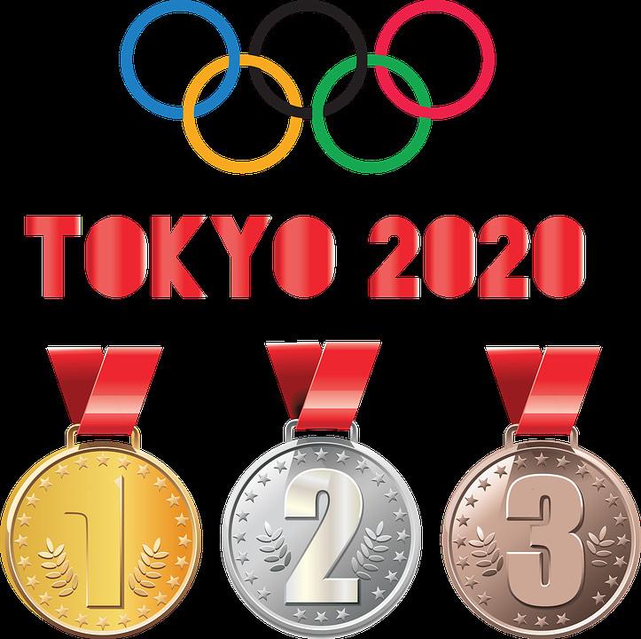 Les JO de Tokyo 2020 sont reportés à 2021 mais resteront quand même marqués 2020...(c) DR