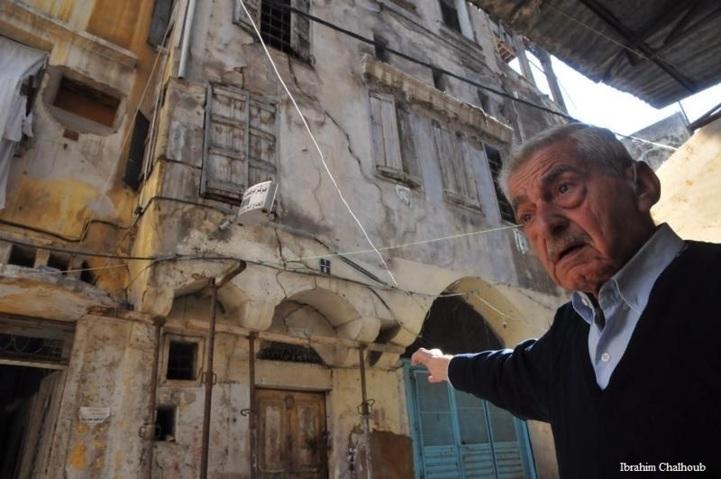 Habitants en danger! Photo (C) Ibrahim Chalhoub