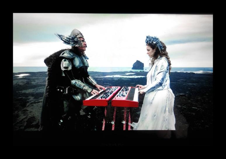 Eurovision : Un fim décalé et pétillant. (c) capture d'écran SB