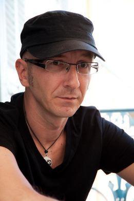 Eric Bonnargent, l'un des créateurs de l'Anagnoste (c) DR