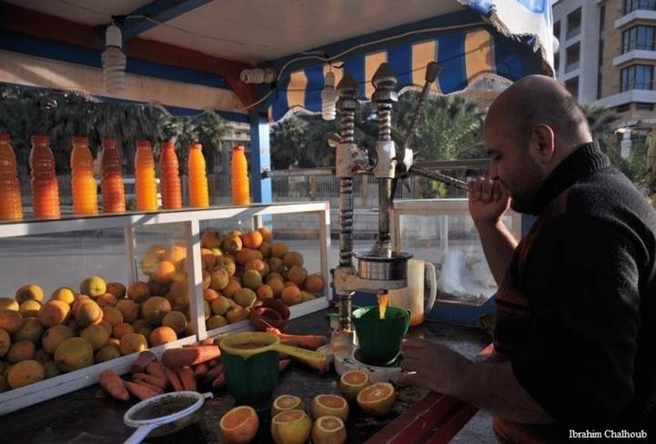 Voulez-vous goûter? Photo (C) Ibrahim Chalhoub