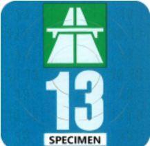 Cliquez sur l'image pour commander en ligne la carte Michelin des axes routières de la Suisse