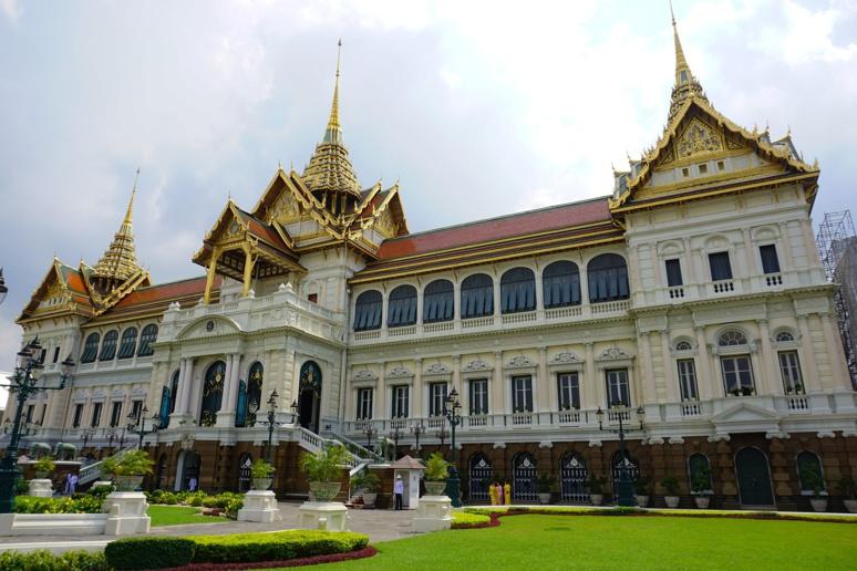Le palais royal de Bangkok. (c) Tracey Wong de Pixabay