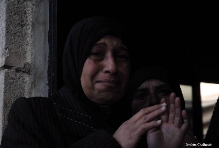 Conséquence de la mort! Photo (C) Ibrahim Chalhoub