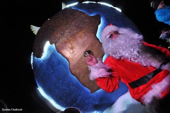 C'est le mois de Noël! Photo (C) Ibrahim Chalhoub