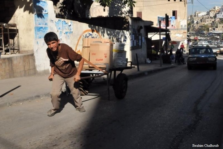 A l'aide! Photo (C) Ibrahim Chalhoub