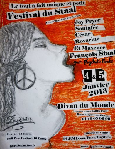 Fran ois staal grand compositeur fran ais au divan du for Divan journal