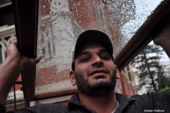 Quel Parapluie! Photo (C) Ibrahim Chalhoub