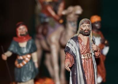 Image d'illustration, représentant la caravane des santons. Photo (c) Guillaume Piolle