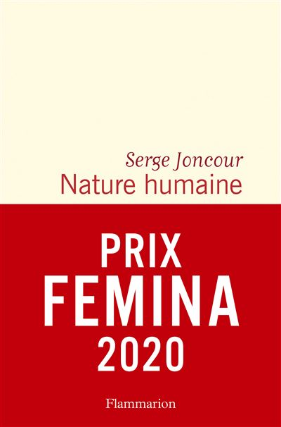 Attribution du prix Femina