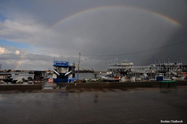 Après la tempête! Photo (C) Ibrahim Chalhoub