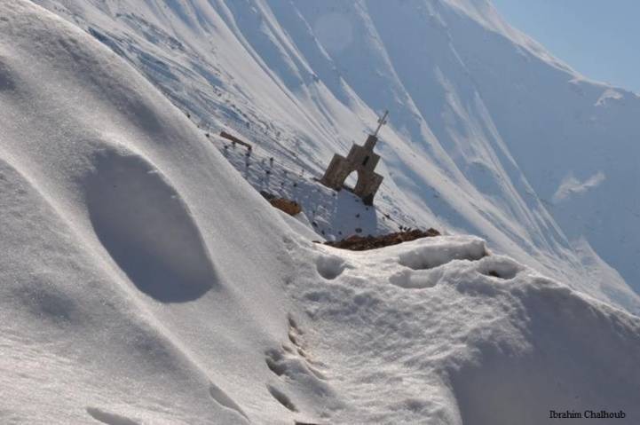 Sur les montagnes! Photo (C) Ibrahim Chalhoub