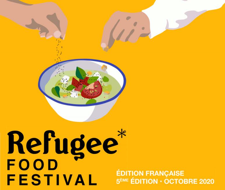 L'édition 2020 s'est tenue dans 9 villes de France au cours du mois d'octobre (Dijon, Strasbourg, Bordeaux, Paris, Lille, Marseille, Rennes, Nantes, Lyon) en raison de la pandémie et des mesures de confinement. / © Food Sweet Food