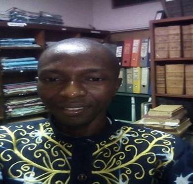 Salomon Malang est un fiscaliste senior du cabinet (c) DR