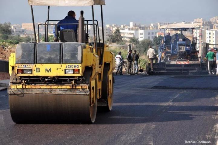 Bonne conduite routière! Photo (C) Ibrahim Chalhoub