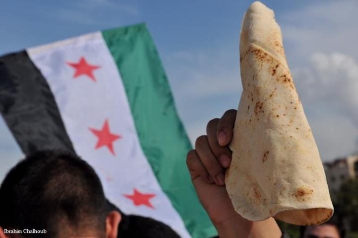 Donnez-nous notre pain! Photo (C) Ibrahim Chalhoub