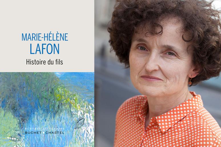 """Le prix Renaudot 2020 est revenu à Marie-Hélène Lafon pour son roman, le seizième, """"Histoire du fils"""" (c) DR"""