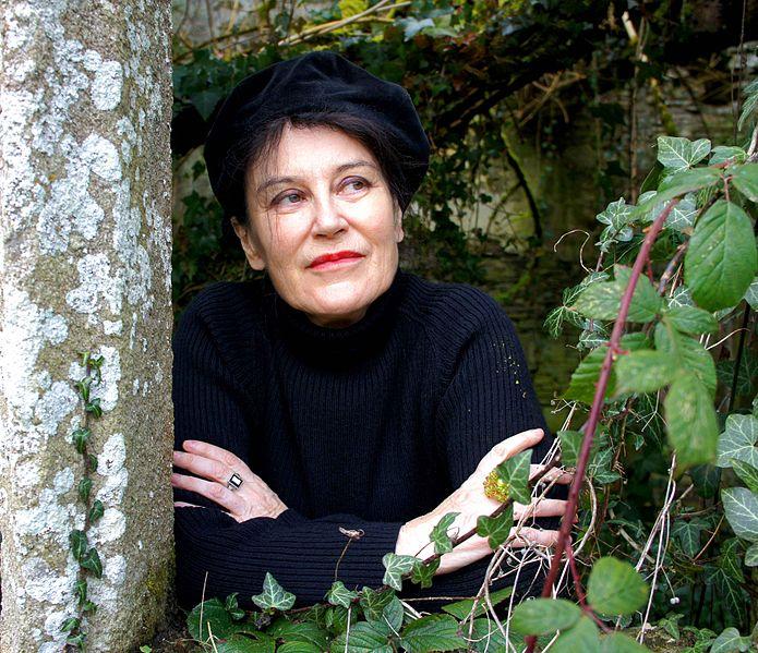 """Irène Frain a déclaré """"Avec ce livre vous redonnez vie (à ma sœur, c'est le plus beau des prix. Je dédie ce prix à tous ceux qui ne sont pas entendus. Vous me rendez quelque chose que je pensais être partie pour toujours, c'est la joie. C'est une bénédiction"""". (c) DR"""