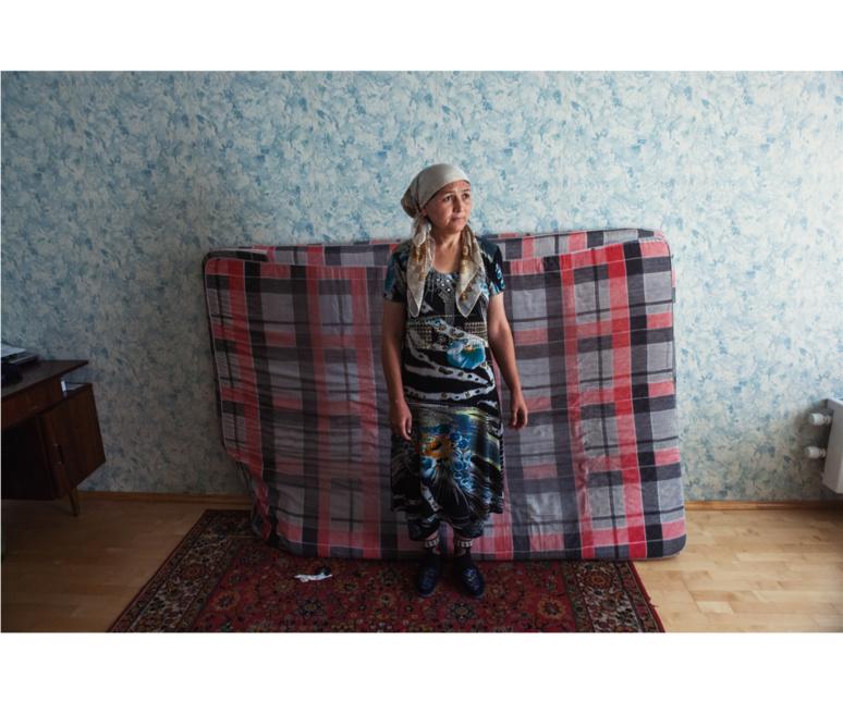 """Extrait de la série """"Deportation""""/ © Pavel Volkov"""