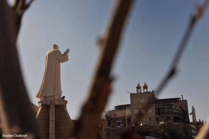 Près du ciel! Photo (C) Ibrahim Chalhoub