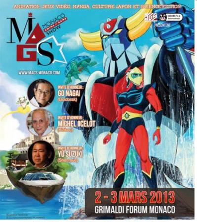Cosplay et animation japonaise au Grimaldi Forum