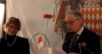 Carole Lanteri et José Badia. Photo (c) Anna Katharina Scheidegger