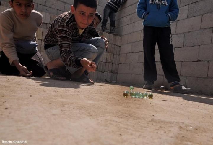 Joli coup! Photo (C) Ibrahim Chalhoub