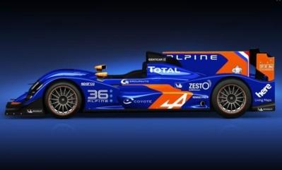 L'Alpine à European Le Mans Series et aux 24 Heures du Mans 2013